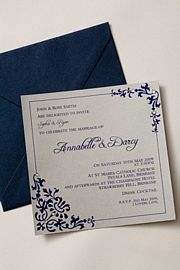 Jewel Invitation