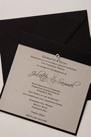 Juliette Invitation