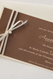 Pearl Drop Invitation