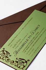 Aztec Invitation